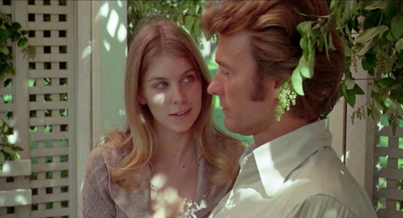 Image result for eastwood and jo ann harris in the beguiled