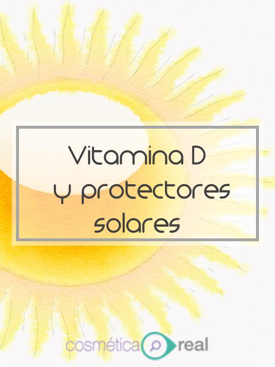 Vitamina D y protectores solares en invierno: Controversia