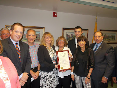 Freeholders Proclaim September as