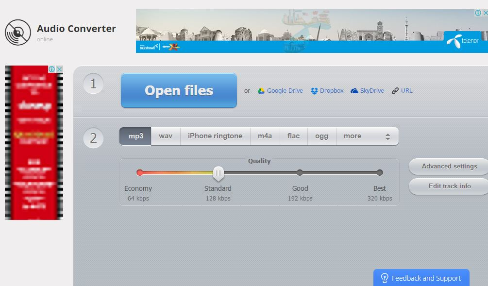 Top 5 best ways to convert MP4/FLV/AVI files to MP3 without
