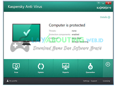 Kaspersky AntiVirus 2017 Free Download Offline Installer