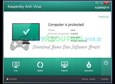 Kaspersky AntiVirus 2017 Free Download Offline Installer
