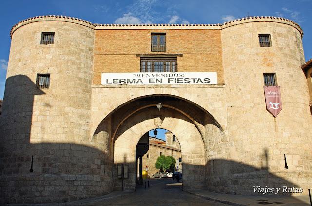 Arco de la Cárcel, Lerma, Burgos