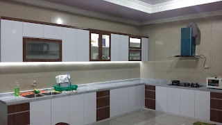 Kitchen Set Model Terbaru