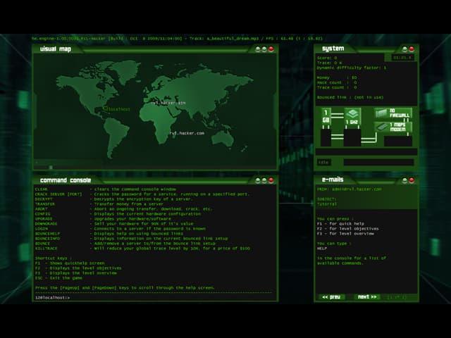 Hacker Game One Hindi Blog