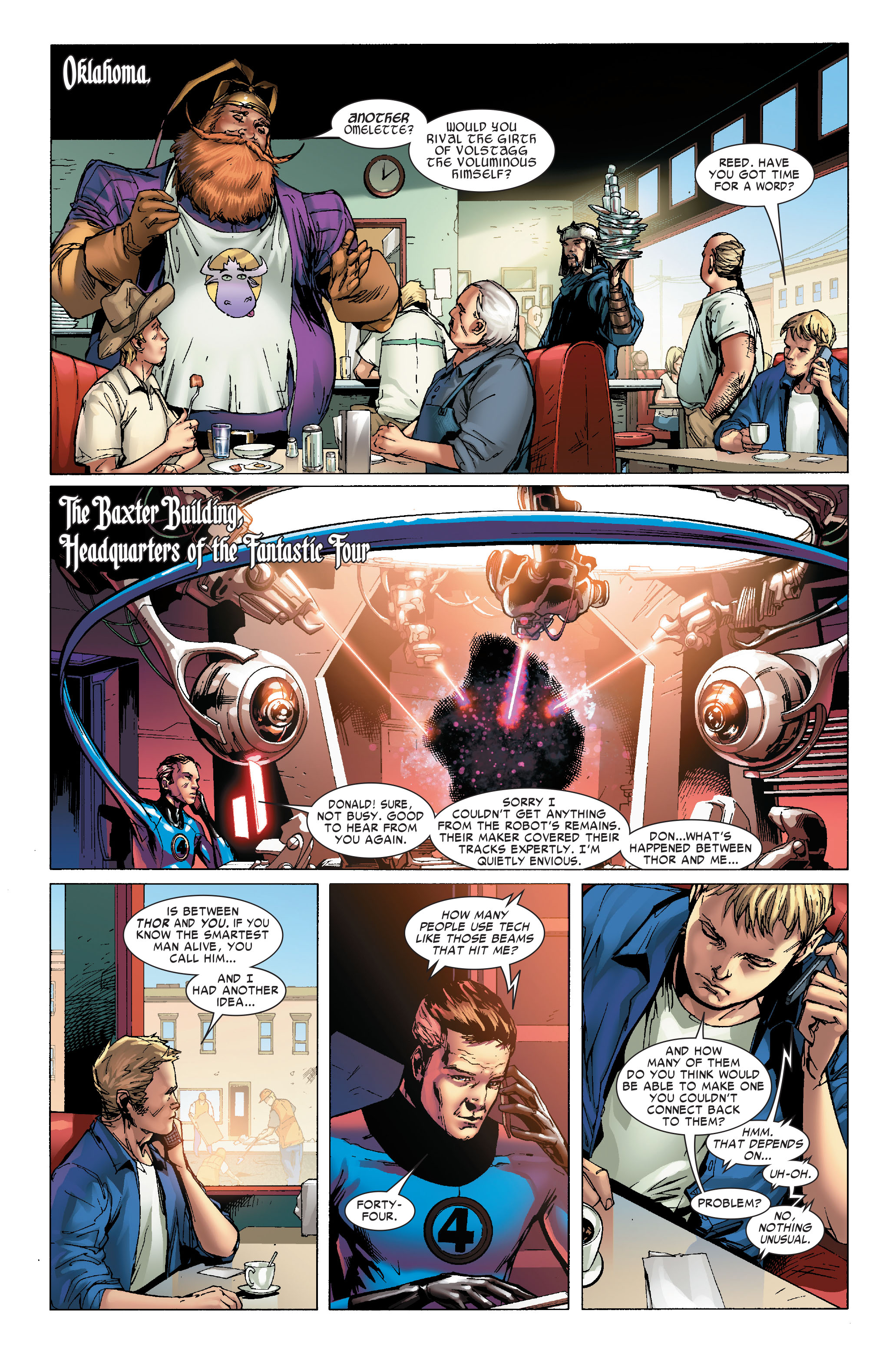 Thor (2007) Issue #604 #17 - English 13