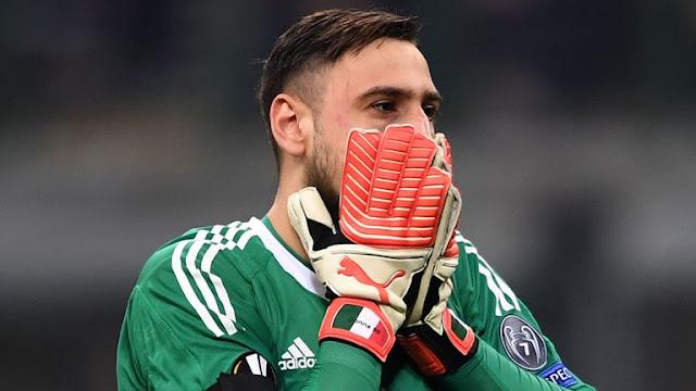 Meme Kocak Usai Donnarumma Lakukan Blunder Lawan Juventus