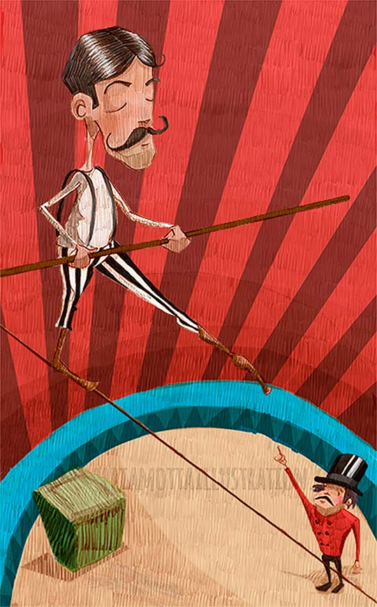 Ilustración de Maria Motta aka Mottaq