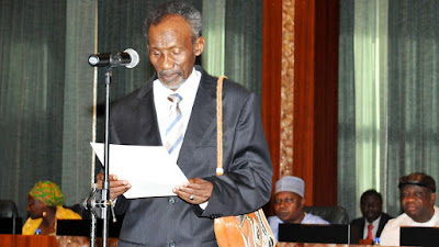 The former Chief Justice of Nigeria (CJN), Justice Mahmud Mohammed,