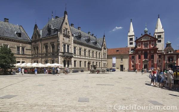 Castillo de Praga (Praga, República Checa)