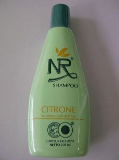 1. NR Shampo Citrone for Normal and Dull Hair