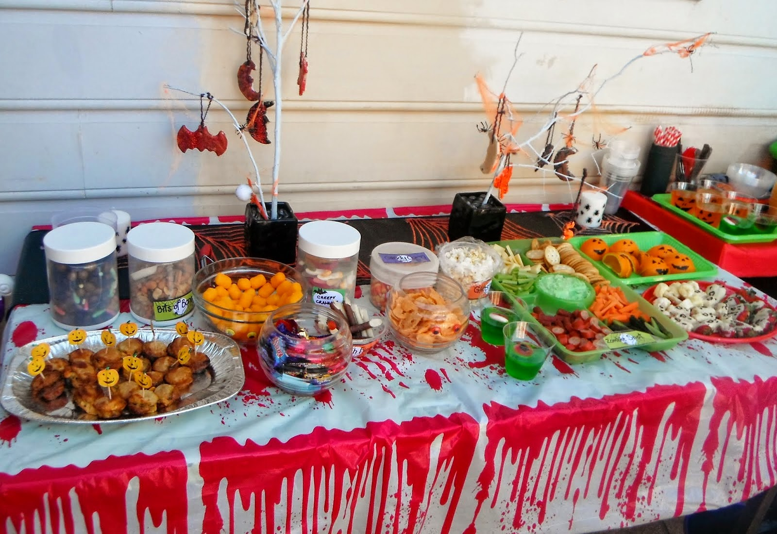 Party Menu 3 Kid S Party Theme 20 Easy Kids Party Food Ideas