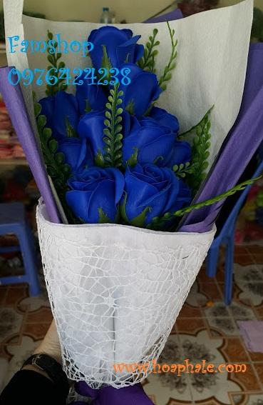 Hoa hong sap thom vinh cuu tai Mai Dich