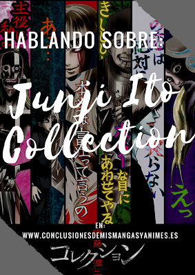 Hablando sobre: Junji Ito Collection