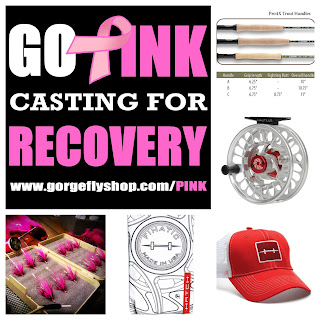 Gorge Fly Shop Presents: Casting for Recovery Photo Contest Prizes