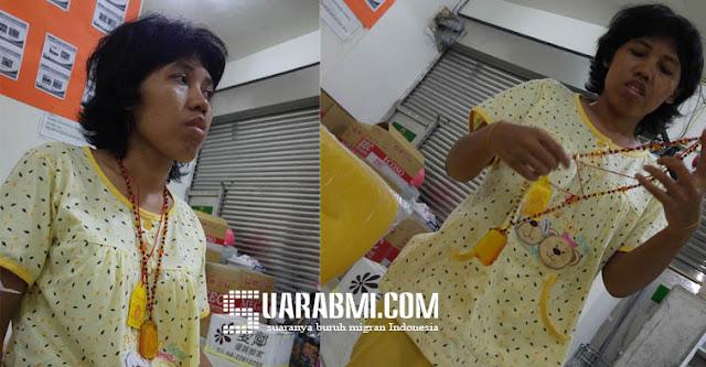 TKW Asal Sawoo Ponorogo Mengalami Gangguan Kejiawaan di Taiwan, Perlu Bantuan