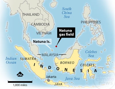 Image result for natuna islands