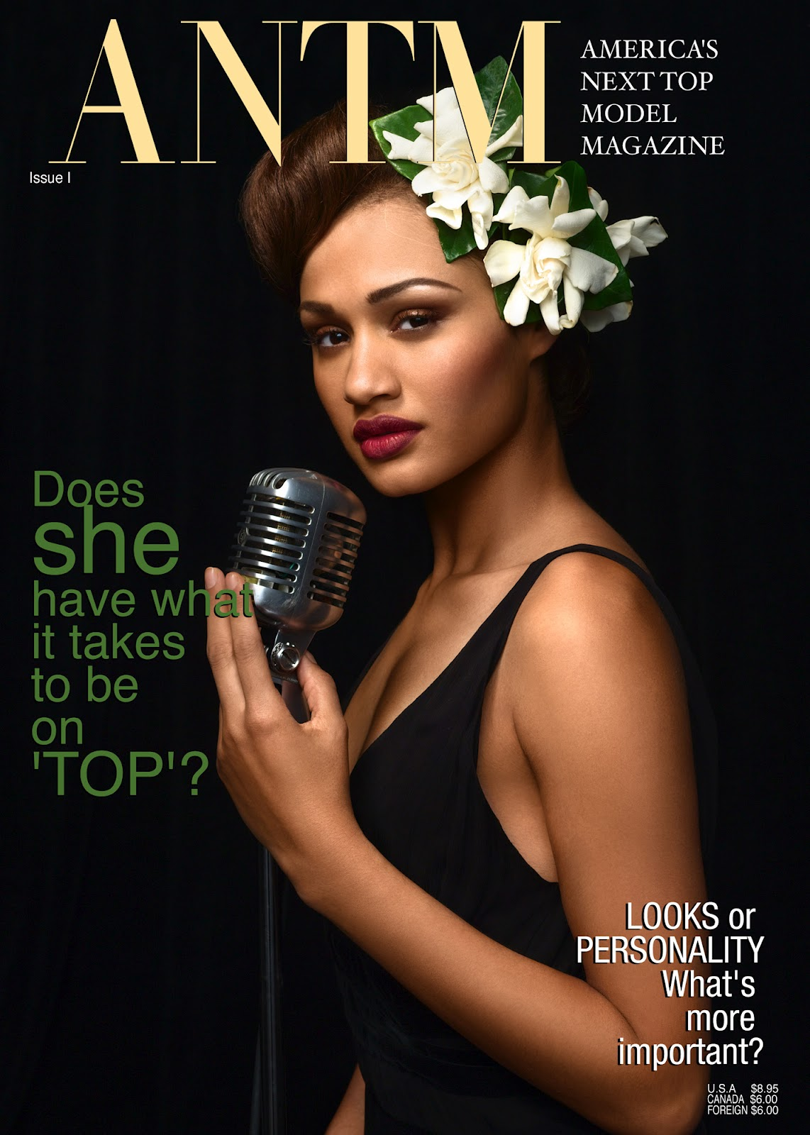 America S Best Lifechangers: Model Clicker: America's Next Top Model Cycle 2 Episode 4