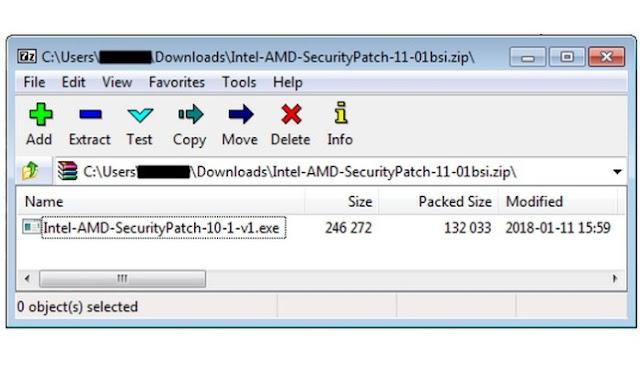 إستغلال Meltdown و Spectre لنشر البرمجيات الخبيثة