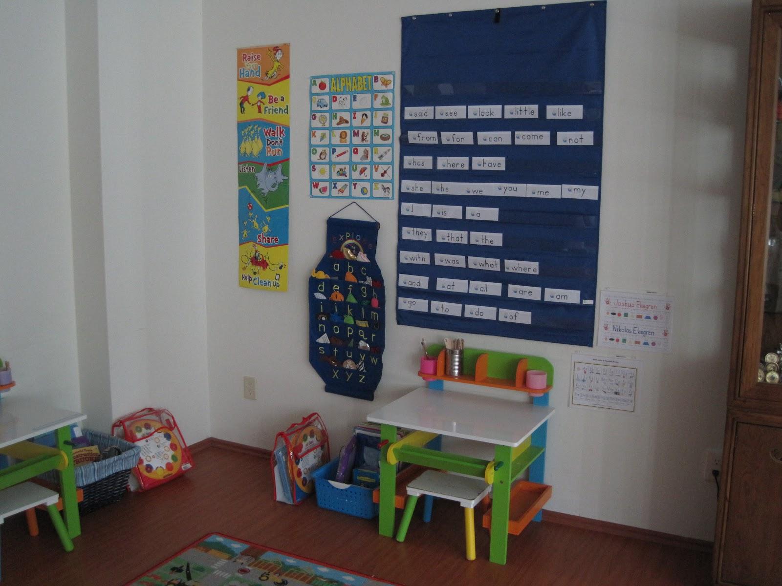 Creative Disaster Language Arts Station