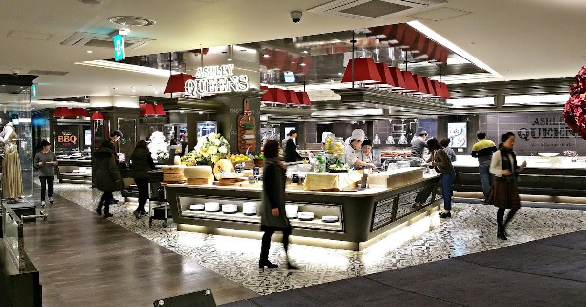 Cafe Malacca Street Food Buffet