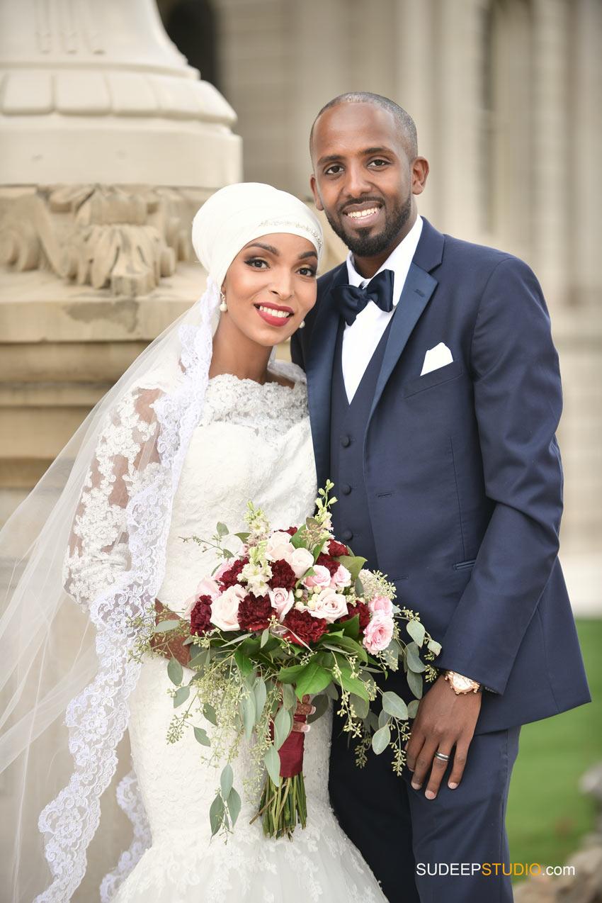Somali Wedding Photography in Lansing Causeway Bay Hotel Ann