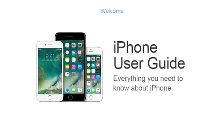 Apple  iPhone User Guide PDF iBook