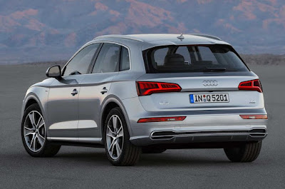 New Audi Q5 2017 exterior wallpaper