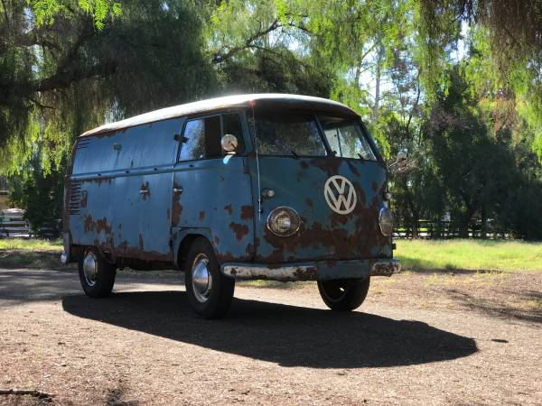 1957 VW Panel Bus For Sale