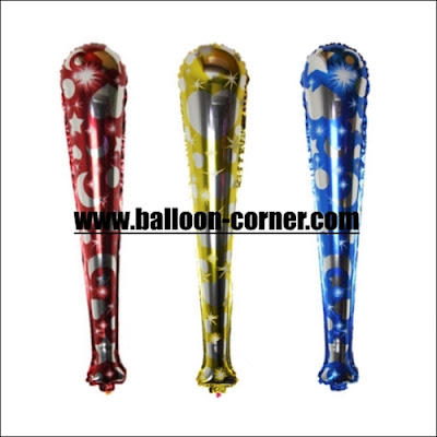 Cheering Stick Foil Balloons / Balon Foil Tongkat Untuk Sorak Sorai