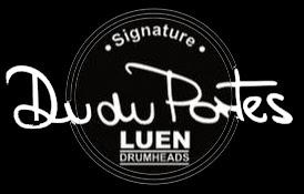 Dudu Portes Drumheads by Luen