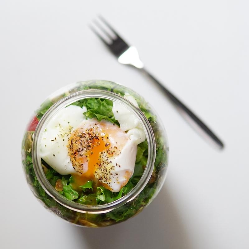 kananmuna, purkkiruoka, lounas