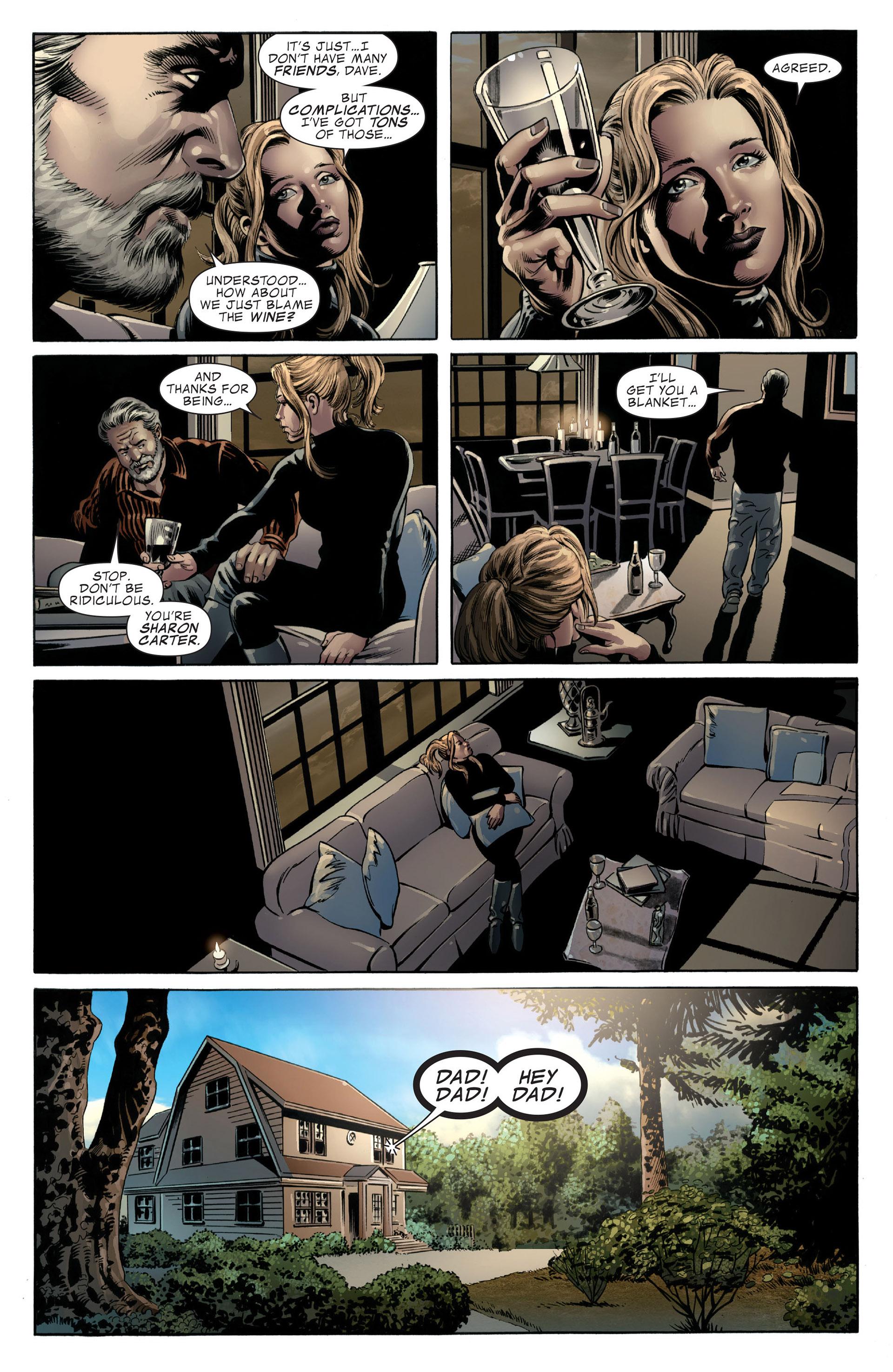 Read online Captain America (2005) comic -  Issue #49 - 17