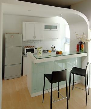 5 ide desain dapur mungil degan dekorasi yang rapi dan luas