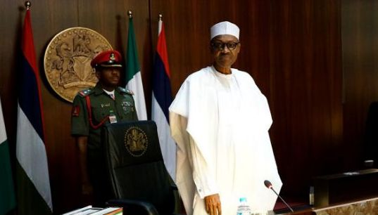Buhari Shuns Lobbyists Who Are Trying To Take Over EFCC