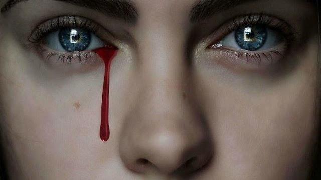 Gambar orang menangis