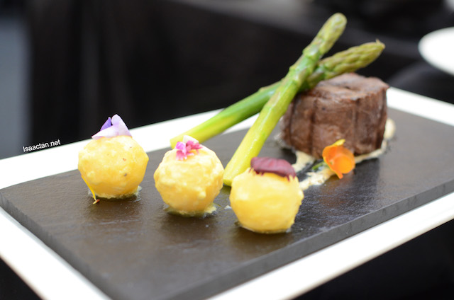 Wagyu Beef Tenderloin - Chef Salman (Pampas Steakhouse)