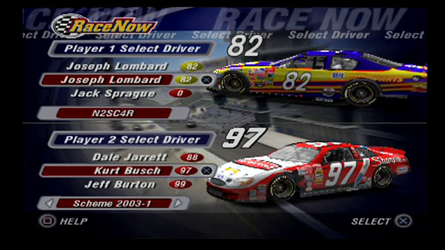 NASCAR Thunder 2004 Full Version
