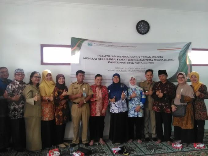 P3MK PNJ Dukung Program Ketahanan Keluarga Pemkot Depok
