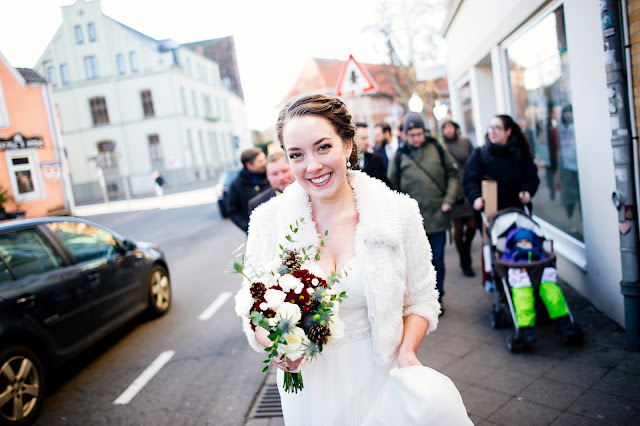 Wedding in Lüneburg