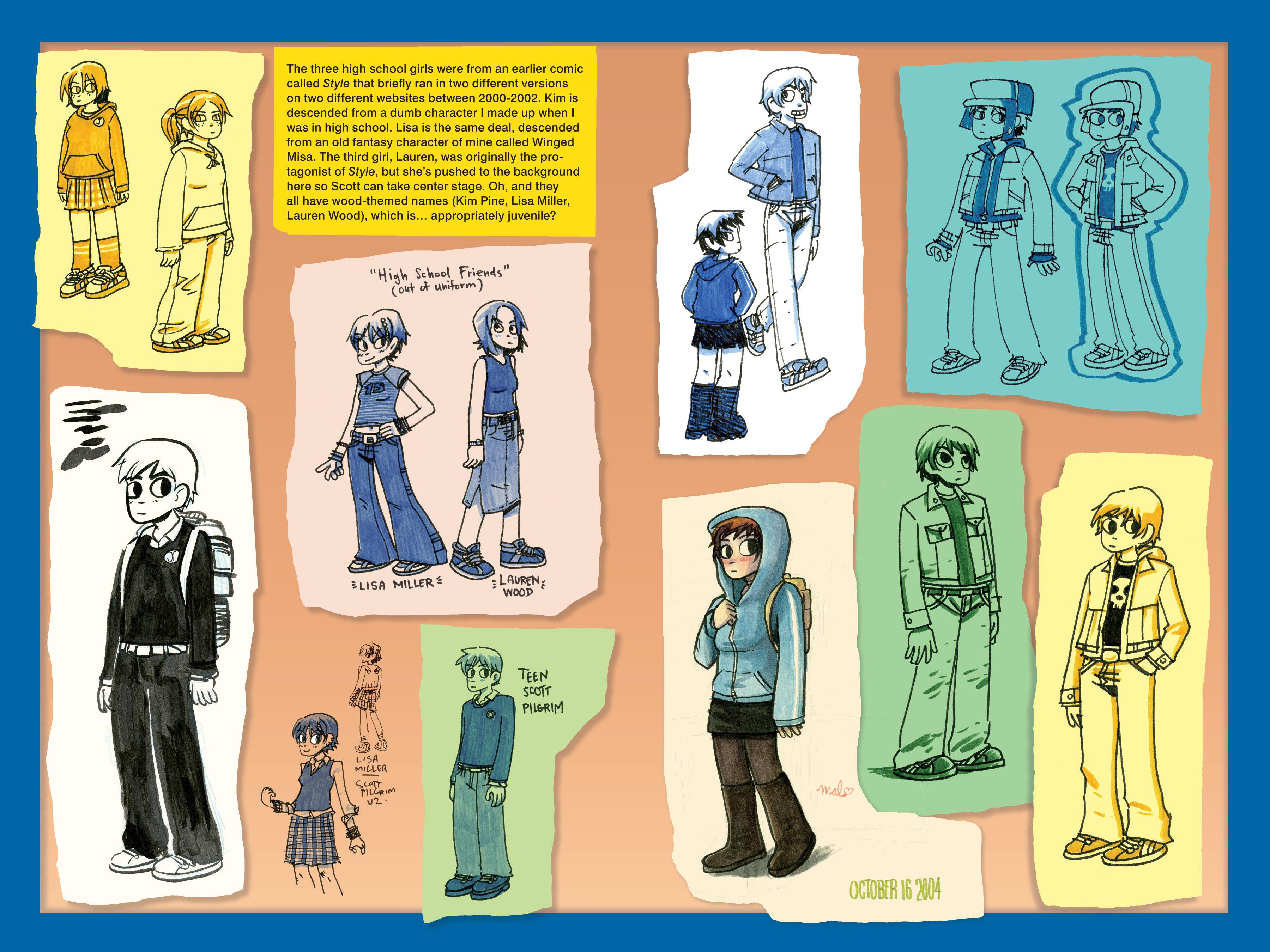 Read online Scott Pilgrim comic -  Issue #2 - 196