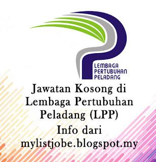 Jawatan Kosong Terkini di Lembaga Pertubuhan Peladang (LPP)