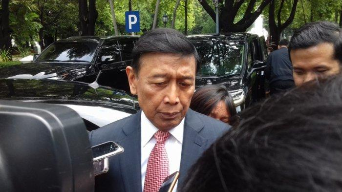 KaBIN, Menko Maritim Hingga Ketua Bawaslu Rapat Bersama Wiranto, Ada Apa?