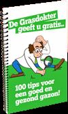 gratis boekje met tips onderhoud gazon