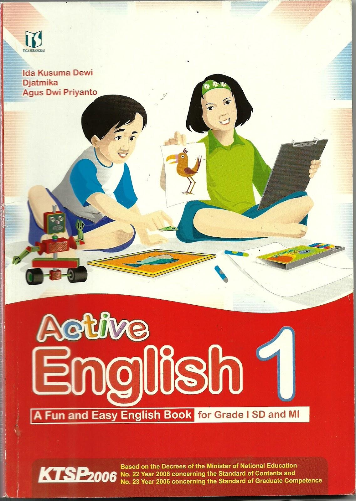 Bahasa Inggris Di Sd Miskin Buku Referensi