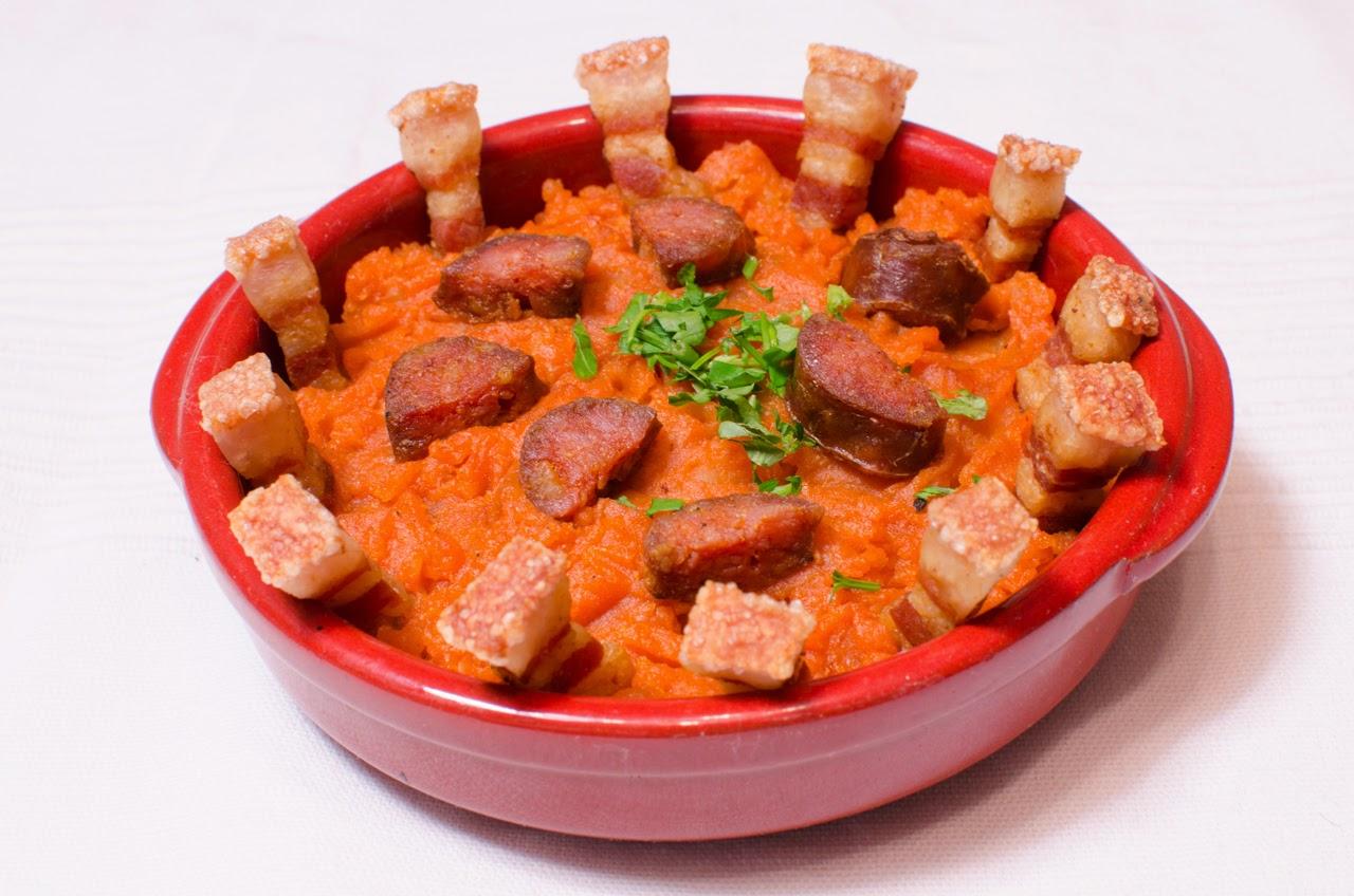 Patatas revolconas - La antítesis de la salchipapa