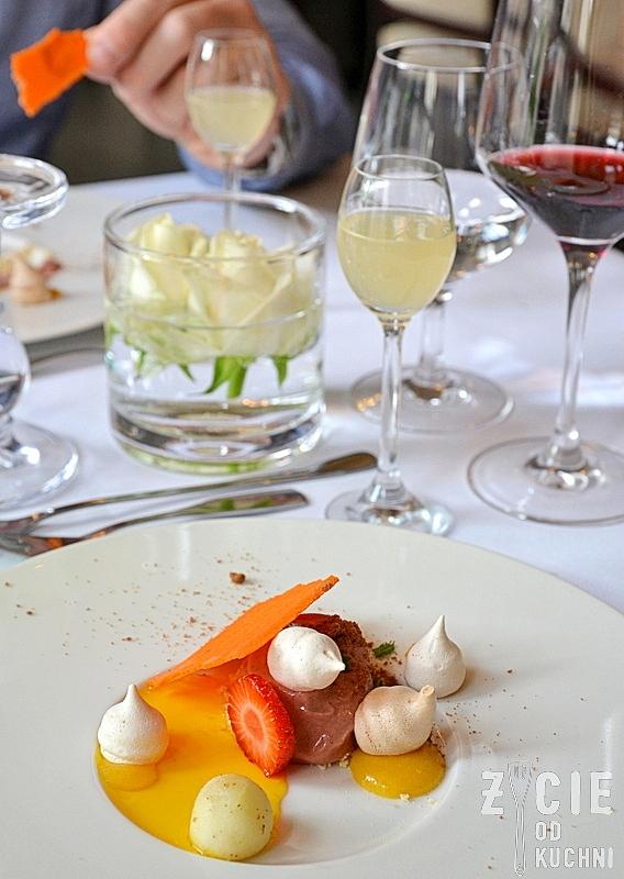 restaurant week, restaurant week polska, restauracja biala roza, lukasz cichy, deser, krakow, festiwal, zycie od kuchni