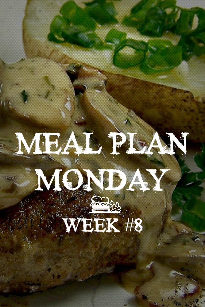 Olla-Podrida: Meal Plan Monday #8 - It's Aldi Week!