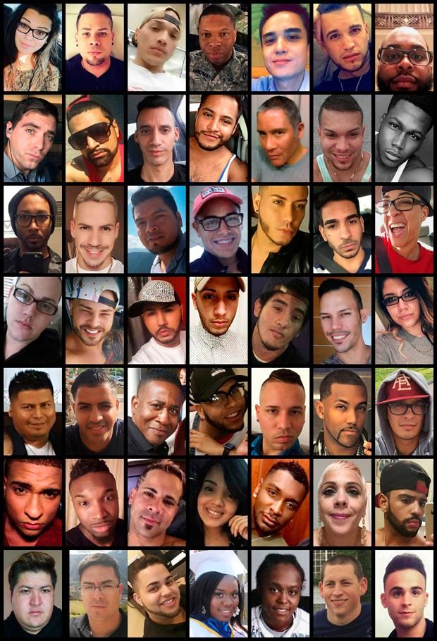Famílias começam a enterrar vítimas de ataque em boate LGBT de Orlando