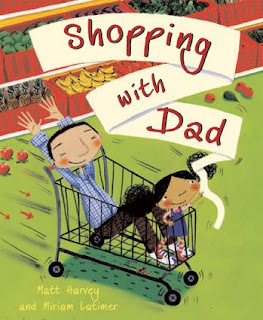 Shopping With Dad: Barefoot Books-LadyD